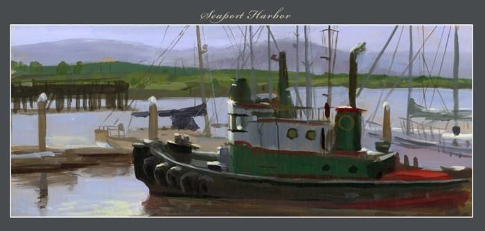 barco-verde