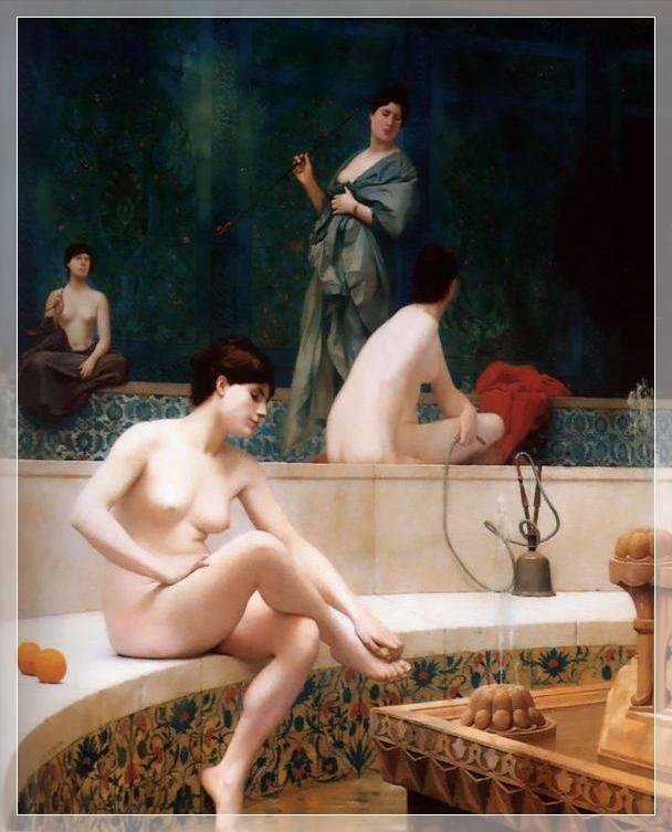 the-harem-bathing-large
