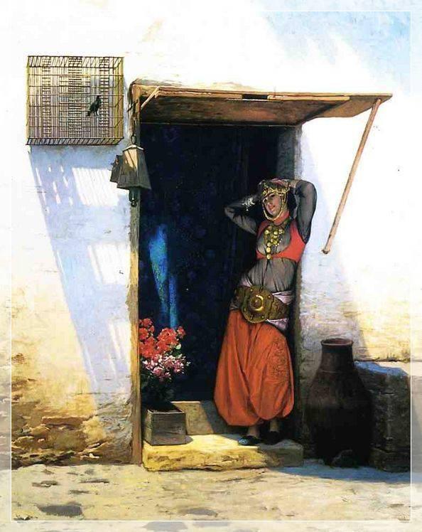 woman-cairo