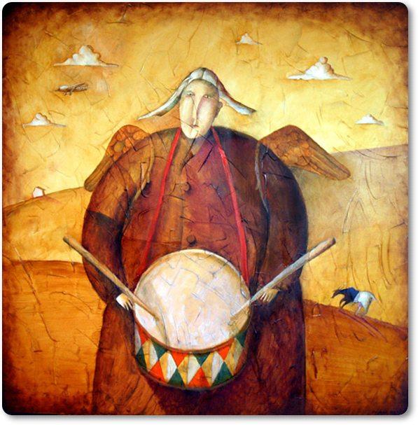 wooden_drum