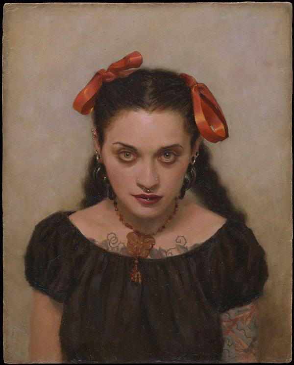 Portrait of Chantal Menard