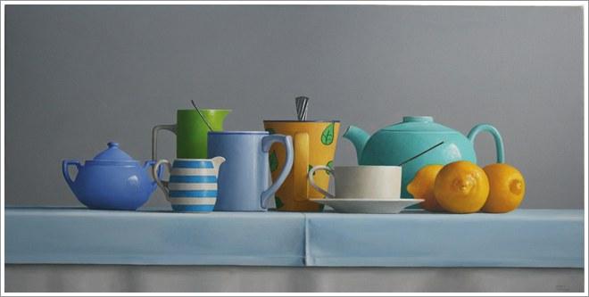 Three-for-tea