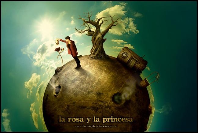 larosa y la princesa1
