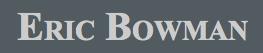 enlace Eric Bowman